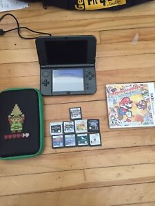 New 3DS plus games n accessories