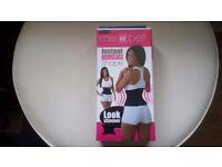 JML Miss Belt Ladies Waist Cincher L/XL Black NEW UNOPENED
