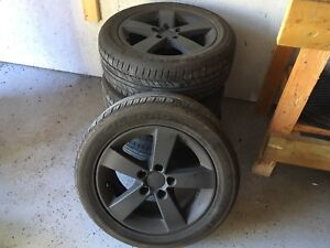 205/55/R16 Summers On Rims
