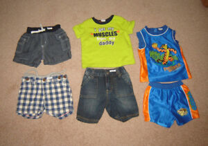 Boys Clothes, Fall/Winter Pram - 3-6, 6, 6-12, 12, 12-18 months