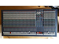 Soundcraft LX7ii-32 32 Channel Mixer (AS NEW)