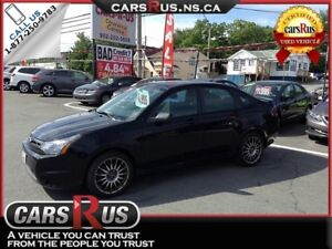 2010 Ford Focus SES.  As Traded Special!!