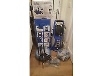 AR Blue clean 588 pressure washer. Very good condition & order