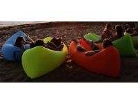 Inflatable Air Lounger/Sofa ** Summer Product of the Year ** CHEAP EXCESS STOCK