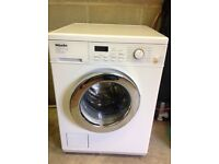 Miele washing machine and Miele condenser tumble dryer