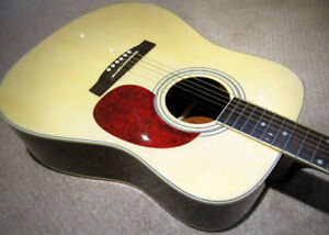 Grayson Acoustic Electric - $185