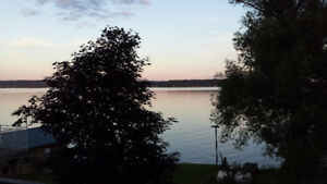 Great Home With Excellent Rice Lake Waterfront!!