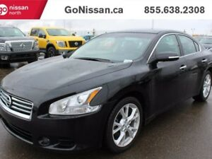 2014 Nissan Maxima Sunroof, Leather, Heated steering wheel!!