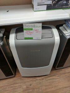 PORTABLE A/C UNIT 12,000 BTU ONLY $99.00+ TAX  NO HOSES INCLUDED
