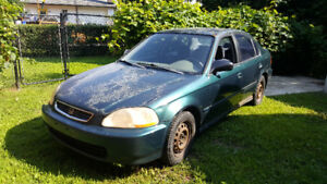 1998 Honda Civic LE Berline