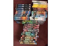 CSI job lot DVD's