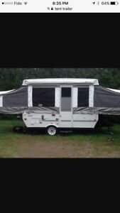 Wanted Tent Trailer