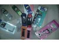 VINTAGE Accessories Bundle- NOKIA 402/5110 Cases/Covers