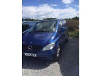 FOR SALE THIS MERCEDES VITO VAN 2006