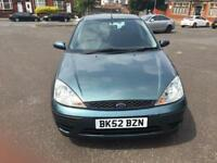 FORD FOCUS 1.8 TDCI 2002 (52) FULL 12 MONTHS MOT, MINT CONDITION