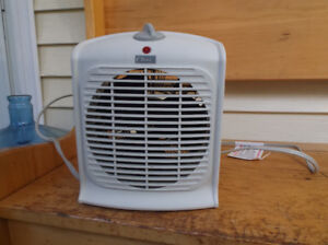 Portable Fan and Heater Combo - For Sale $25