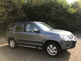 2005 05 Honda CRV 2.0i VTEC Executive 5 Door