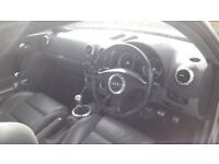 audi tt 225bhp,immaculate inside & out,low mileage,FSH,mot,1st to see will buy!
