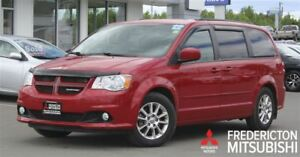 2012 Dodge Grand Caravan R/T! HEATED LEATHER! NAV! DVD!