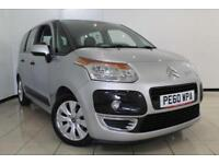2010 60 CITROEN C3 PICASSO 1.6 PICASSO VTR PLUS HDI 5DR 90 BHP DIESEL