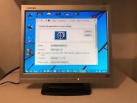 Company 1501 15 inch flatscreen XGA monitor