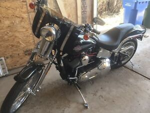 Harley Davidson Springer Softail