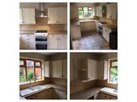 Kitchen Units For Sale (fully dismantled and ready to go)- Great Condition!