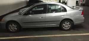 2002 Honda Civic **URGENT SALE**