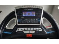ROGER BLACK TREADMILL - VIRTUALLY NEW ONLY USED 4 TIMES !
