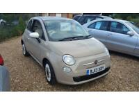 2013 Fiat 500 0.9 ( 85bhp ) TwinAir Colour Therapy top spec LOOK only 5k miles