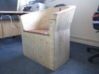 Handmade Conservatory chair