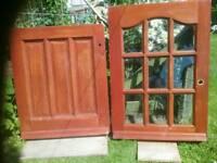 Hardwood Stable Doors