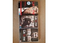 Lie to Me DVDs - Complete Series