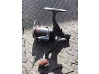 Shakespeare CK 4000 Freespool Fishing Reel with Speckled Effect Look