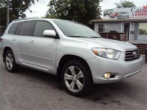 2009 Toyota Highlander V6 Sport AWD LEATHER SUNROOF POWER GATE