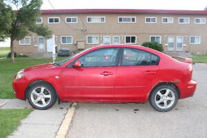 2006 Mazda 3 GS Sedan