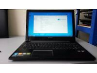 Lenovo Z50-75 laptop/ 15.6 inch/ 16GB ram/250gb SSD/ AMD A10-7300/Excellent condition