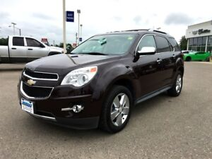 2011 Chevrolet Equinox LTZ AWD *Backup Cam* *Heated Leather*
