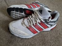 Adidas mens response stability 5 trainers size UK 8