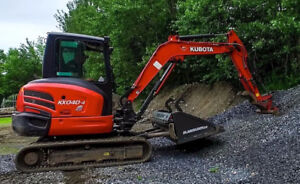 BLADE BUDDY™ - The Must Have Excavator Attachment!