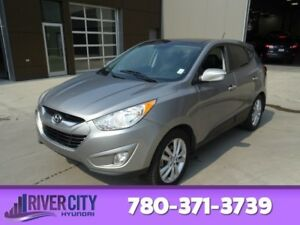 2012 Hyundai Tucson AWD LIMITED Navigation (GPS),  Leather,  Hea