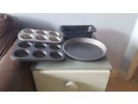 Muffin, Pie & Bread molds