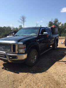 2009 Ford F-350 Pickup Truck with welding unit