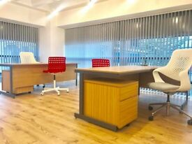 *CITY CENTRE OFFICE SPACE FROM £350 PCM*B3*SERVICED OFFICE INCL. WIFI, UTILITY BILLS/ FURNISHING