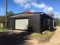 Commercial Unit / Storage / Workshop / Garage To Rent - Near Dorking / Guildford. Surrey.