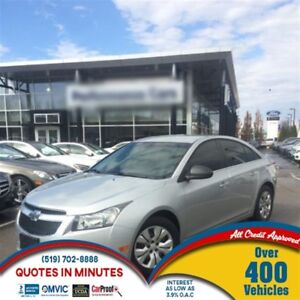 2012 Chevrolet Cruze LS | CLEAN | MUST SEE