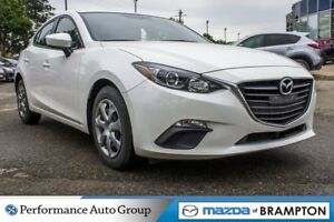 2014 Mazda MAZDA3 SPORT GX-SKY|KEYLESS|MP3|CD|BUCKETS|PWR STEERI