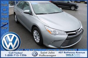 2016 Toyota Camry LE $165.93 BI WEEKLY!