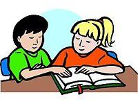 Primary tutor KS1/KS2 literacy/numeracy/transfer