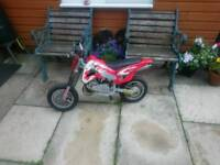 Mini moto pocket bike £80 ono